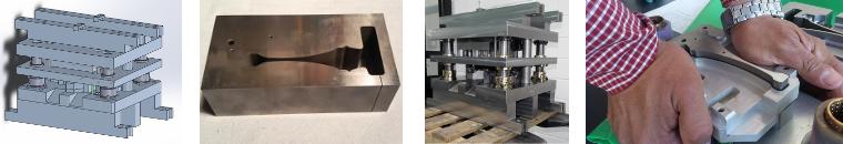 Metal Cut - Projektowanie, wykonanie tłocznika, wykrojnika wielotaktowego, złożonego, postępowego, transferowego, pojedynczego