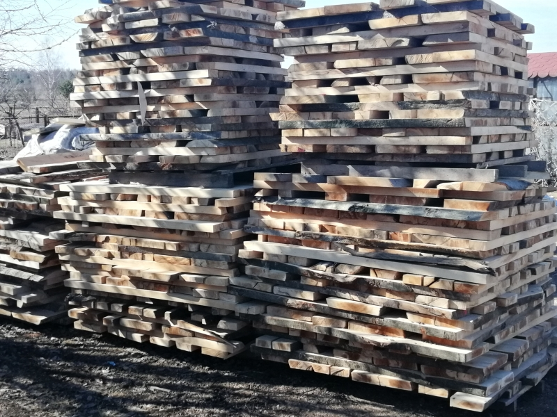 Drewno opałowe bukowe Tartak Stel