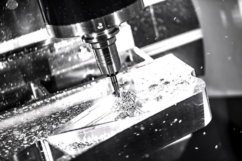CNC - precyzyjna obróbka mechaniczna