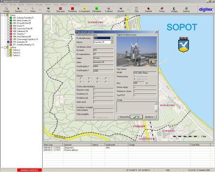 Wielosystemowa komputerowa stacja bazowa - Digitex CZK Jarexs