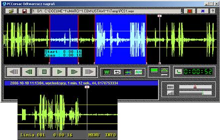 Rejestratory rozmów telefonicznych i radiowych PC-Corsac Jarexs