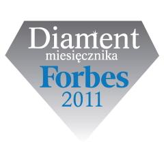 Diament Forbes 2011 dla firmy ASD