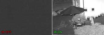 Oświetlenie CCTV  Bosch