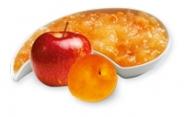 Jabłka prażone z brzoskwinią REYPOL