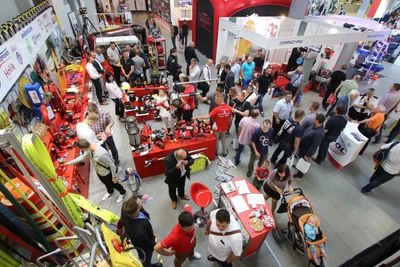 Międzynarodowe Targi Sprzętu i Wyposażenia Straży Pożarnej i Służb Ratowniczych KIELCE IFRE-EXPO