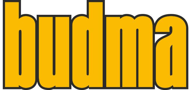 Logo Budma - MTP