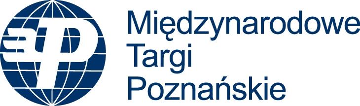 Logo Międzynarodowe Targi Poznańskie MTP