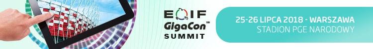Konferencja Summit EOIF GigaCon 2018 – Elektroniczny Obieg Informacji w Firmie