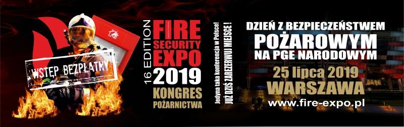 Kongres Pożarnictwa 2019