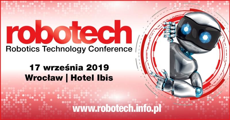 Konferencja Robotech 2019